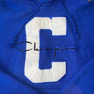 Champion Shirts - Hoodie